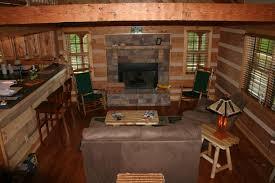 beautiful 2 story log home with semi finish basement and wrap
