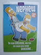 the simpsons greeting cards u0026 invitations ebay