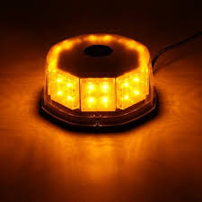 warning lights for sale 32 led 16w amber circular magnetic car strobe emergency flashing