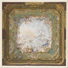 Ceiling Art File Juste Aurèle Meissonnier