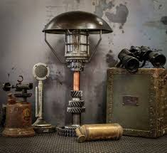 machine brothers steampunk lighting steampunk furniture steampunk