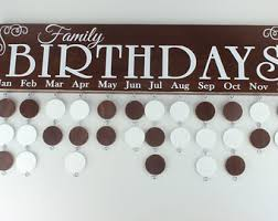 birthday board birthday board etsy
