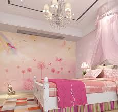 Custom Mural Wallpaper For Home Decor Boys And Girls Kids Room - Girls bedroom wall murals