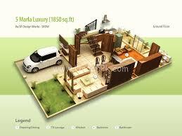 home design ideas 5 marla small 2 story 3 bedroom house plans beautiful cozy ideas home design