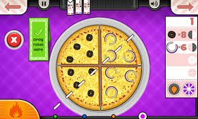 jeux de cuisine avec papa louis papa s pizzeria to go applications android sur play