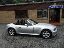 used bmw z3 convertible for sale used silver bmw z3 2001 petrol 1 9 8v 2dr convertible excellent