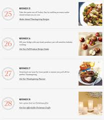 november 25 28 thanksgiving checklist martha stewart living