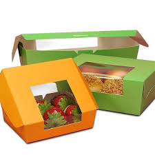 Personalized Donut Boxes Bakery Boxes Premium Packaging For All Your Pastries