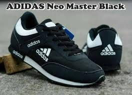 Sepatu Adidas Yg Terbaru sepatu adidas neo master black murah model terbaru keren