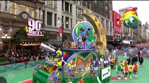 happy belated official thanksgiving day parade scout with