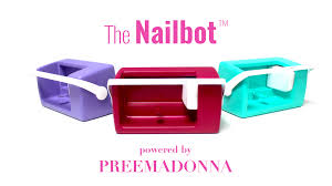 nail design center sã d nailbot the smartphone nail printer by pree walia kickstarter