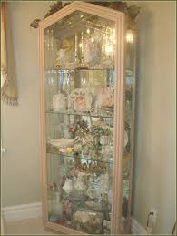 Wall Curio Cabinet Glass Doors Wall Curio Cabinets With Glass Doors Home Furniture Decoration