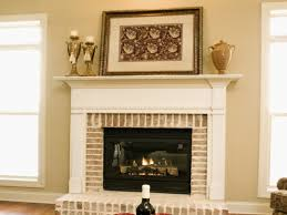 things to put on your wall in your room painting brick fireplace