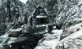 Solstheim Map Snowclad Ruins Elder Scrolls Fandom Powered By Wikia