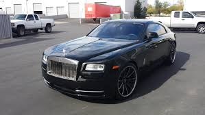 rolls royce chrome rolls royce wraith matte black u2014 incognito wraps