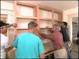 custom made kitchen cabinets youtube