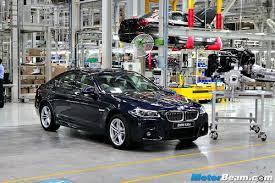 bmw car plant bmw chennai plant tour of 50 localised bmw cars