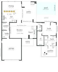 swimming pool house plans pool house floor plans finestdir info