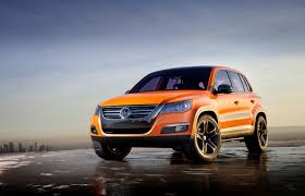 custom volkswagen tiguan volkswagen tiguan the urban car that never stops