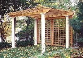 Arbor Trellis Ideas Trellis Pergola Designs Trellis Arbor Plans Free Beautiful Garden