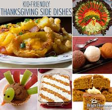 socialparenting kid friendly thanksgiving side dishes the