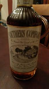 Southern Comfort Bottle I Have An Old Bottle Of Southern Comfort Any Idea Its Value And
