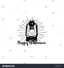 happy halloween white background happy halloween trick treat night party stock vector 503417095