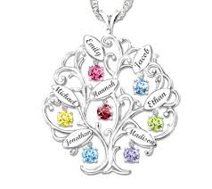 personalized family tree necklace treat with these gift ideas washingtonian