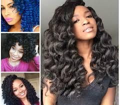 crochet black hairstyles the emulated crochet braid styles on black women popular for long