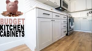 is it cheaper to build your own cabinets how to build kitchen cabinets on a budget