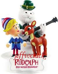 rudolph ornaments collection on ebay