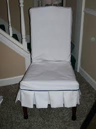 Dining Room Chair Slip Cover Parson Chair Covers U2013 Adocumparone Com