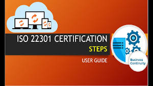 iso 22301 business continuity steps to achieve iso 22301