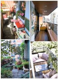 Small Balcony Design Ideas Style Barista - Apartment balcony design ideas