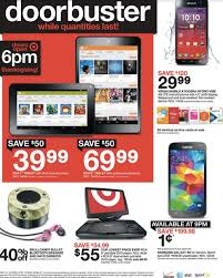 target black friday flier leaked target black friday doorbusters ad u0026 flyer