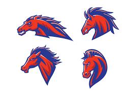ferrari horse outline mustang horse vector 518 free downloads