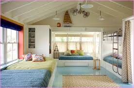 Bunk Bed For Small Spaces Cool Loft Beds For Small Rooms Interior Design