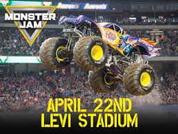 monster jam all trucks monster jam levi stadium 4 22 953 krty