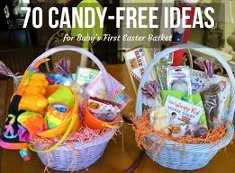 easter baskets for sale 70 candy free ideas for baby s easter basket babycare mag