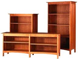Cherry Bookcase With Glass Doors Cherry Bookcase Mh5142testing Info