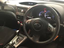 subaru forester steering wheel used subaru forester 2 5 xs a t for sale