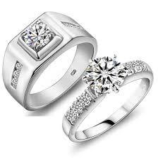 rings ladies silver images Jpf luxury wedding ring 925 sterling silver rings female couple jpg