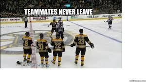 Teamwork Memes - teammates never leave teamwork quickmeme