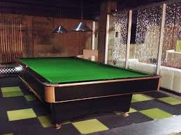 Used Billiard Tables by Used Snooker Table 6 X 12 Foot Black Crown Made By Canada Billiard