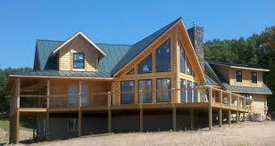 two story log homes ideas two story simplex modular homes with metal fence for home