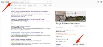 Ohio Google Maps by Insurance Reviews Warren Oh Paige U0026 Byrnes Insurance