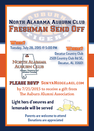 auburn alumni search freshman send alabama auburn club