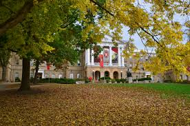 Uw Madison Campus Map Study Budget Cuts Is A Top Factor In Declining Faculty Morale At
