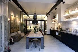 cuisine de loft cuisine style industriel cuisine style industriel chic cethosia me