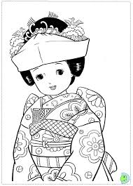 japan coloring getcoloringpages